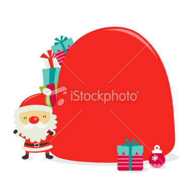 stock-illustration-21437820-retro-cute-santa-claus-with-big-toy-sack-copyspace