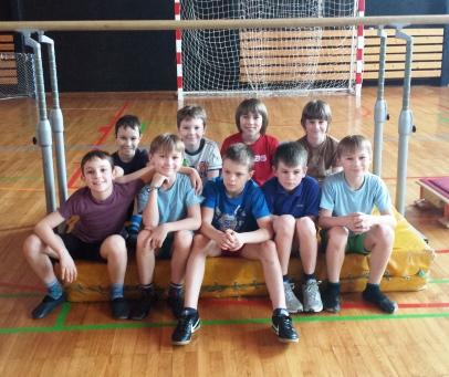 Šolsko tekmovanje v gimnastiki