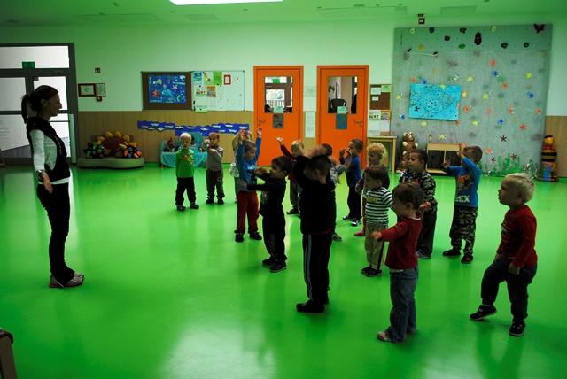 Predstavitev plesnega programa plesne šole Lukec