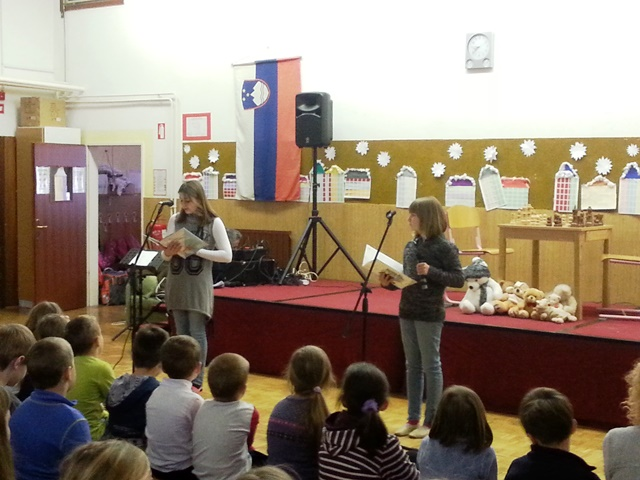 Kulturni praznik v Osnovni šoli Krmelj